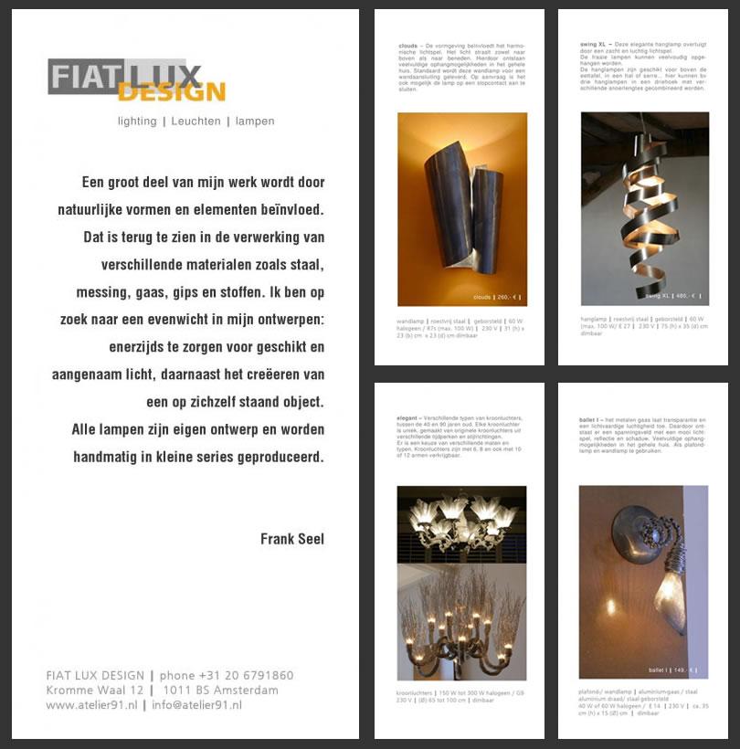 Lampen, kroonluchter en verlichting design - overzicht