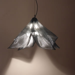 Decorative pendant lights and hanging fixture design.